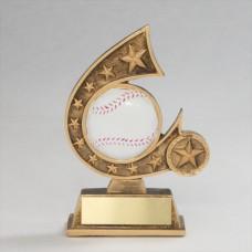 Comet Baseball Resin