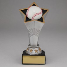 Rising Star Baseball Resin - Large