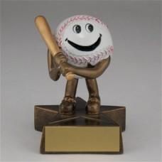 Little Buddy Baseball Resin